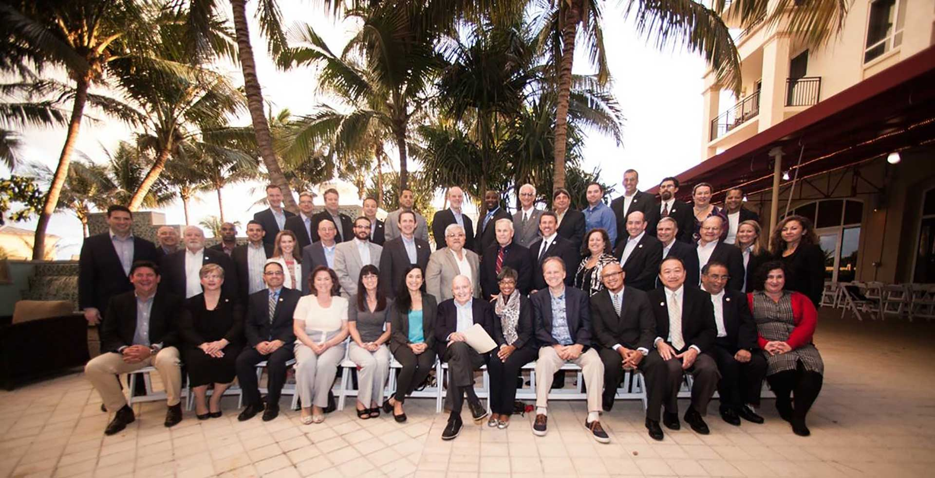 JWMI Faculty and Jack Welch in Florida